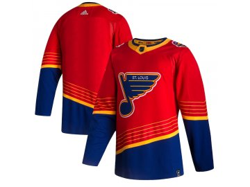 Dres St. Louis Blues Adidas adizero Reverse Retro Authentic 2020/2021