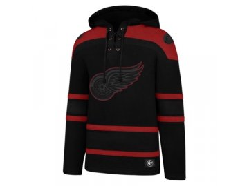 Mikina Detroit Red Wings Superior Lacer Hood