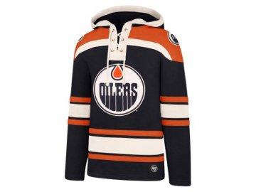 Mikina Edmonton Oilers Superior Lacer Hood