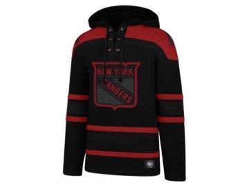 Mikina New York Rangers Superior Lacer Hood