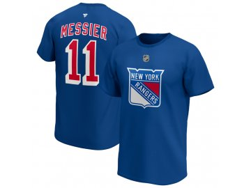 444119 panske tricko fanatics iconic name number graphic t shirt nhl new york rangers mark messier 11 id 87196a[1]