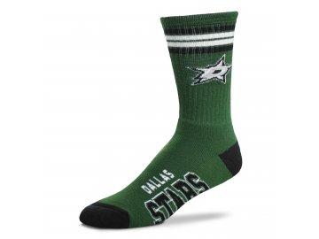 504 Dallas Stars 4 Stripe Deuce (small)(forest green black)