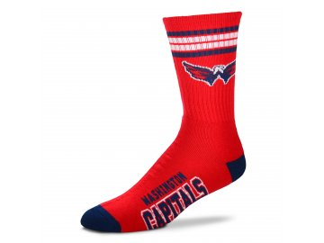 504 Washington Capitals 4 Stirpe Deuce (red navy)