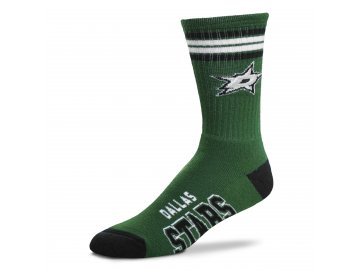 504 Dallas Stars 4 Stripe Deuce (small)(forest green black)