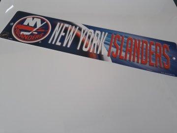 Plastový Banner New York Islanders Rico