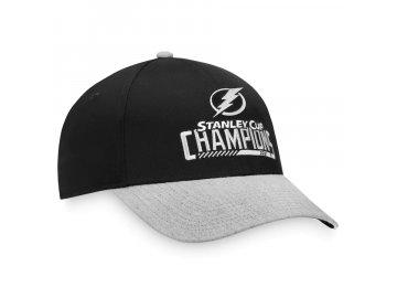 Pánská kšiltovka Tampa Bay Lightning 2021 Stanley Cup Champions Flex Hat