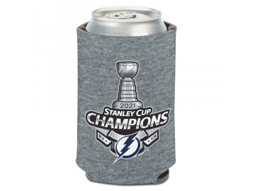 Termoobal Tampa Bay Lightning 2021 Stanley Cup Champions 12oz. Heathered Can Cooler