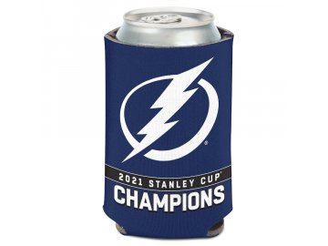 Termoobal Tampa Bay Lightning 2021 Stanley Cup Champions 12oz. Champ Can Cooler