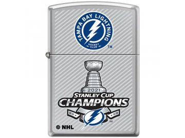 Zapalovač Tampa Bay Lightning 2021 Stanley Cup Champions Lighter