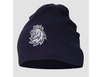 Zimní Čepice Český Hokej Logo Lev Beanie