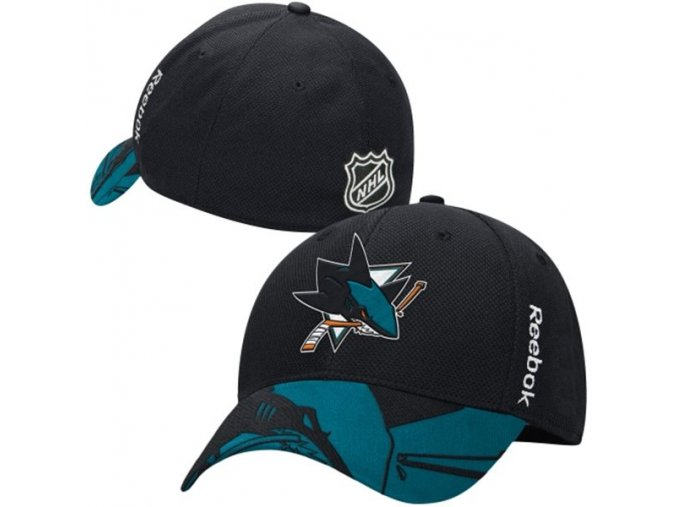 Kšiltovka San Jose Sharks Draft 2015