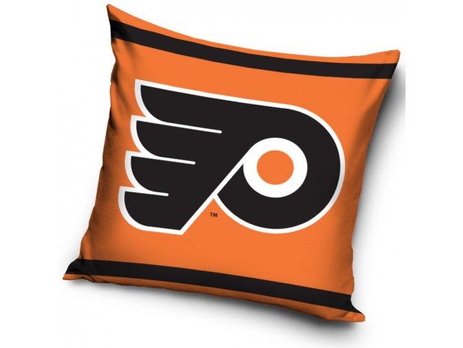 Polštářek Philadelphia Flyers Tip