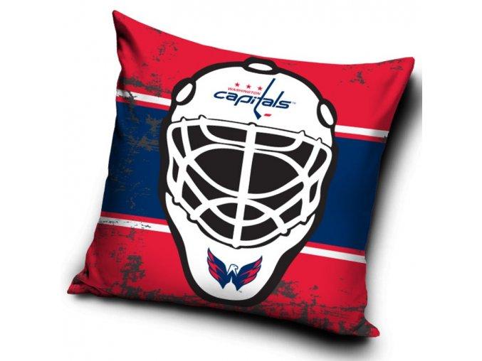 Polštářek Washington Capitals NHL Maska