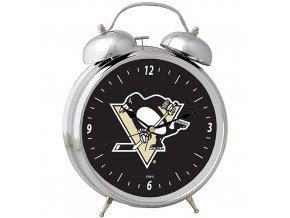 Budík - Retro Bell - Pittsburgh Penguins