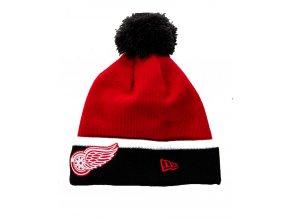 Čepice Detroit Red Wings Bobble - dětská