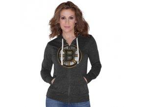 Dámská mikina Boston Bruins Nubby Tri-Blend