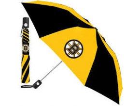Deštník - Boston Bruins - vysouvací