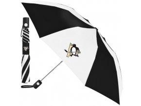 Deštník - Pittsburgh Penguins- vysouvací