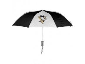 Deštník Pittsburgh Penguins - vysouvací