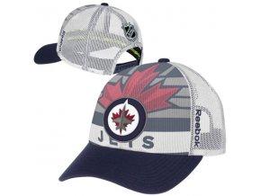 Dětská kšiltovka Winnipeg Jets Draft 2014