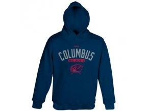 Dětská NHL mikina Columbus Blue Jackets Acquisition