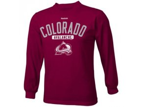 Dětské NHL tričko Colorado Avalanche Acquisition - dlouhý rukáv