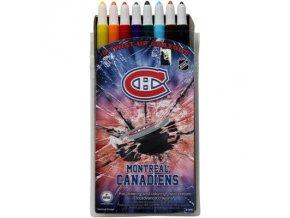 Dětské pastelky Montreal Canadiens