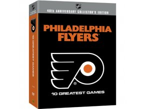 DVD - Philadelphia Flyers 10 Greatest Games set