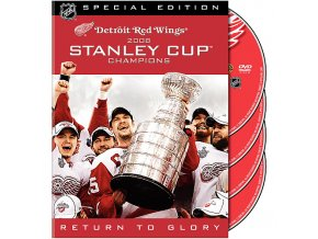 DVD - Warner Home Video NHL 2007-08 Stanley Cup Champions Special Edition Box Set