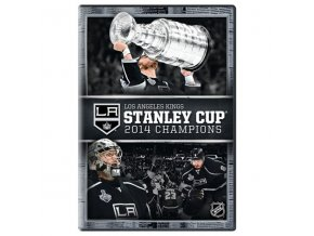 DVD Los Angeles Kings 2014 Stanley Cup Champions