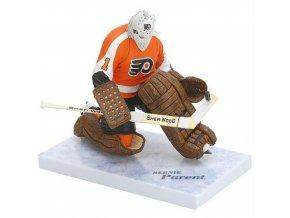 Figurka - McFarlane - Bernie Parent (Philadelphia Flyers) Orange Jersey