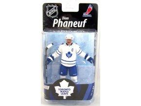 Figurka - McFarlane - Dion Phaneuf (Toronto Maple Leafs) White Jersey