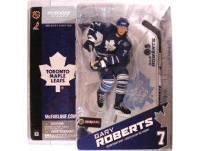 Figurka - McFarlane - Gary Roberts (Toronto Maple Leafs) Blue Jersey