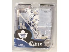 Figurka - McFarlane - James Reimer (Toronto Maple Leafs) White Jersey