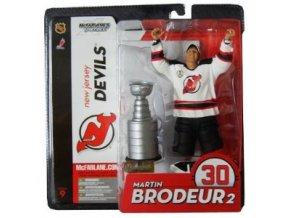 Figurka - McFarlane - Martin Brodeur (New Jersey Devils) White Jersey