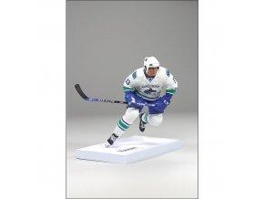 Figurka - McFarlane - Mats Sundin - v bílém dresu Vancouver Canucks