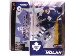 Figurka - McFarlane - Owen Nolan (Toronto Maple Leafs) Blue Jersey