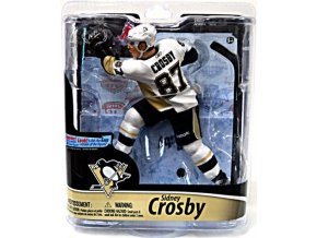Figurka - McFarlane - Sidney Crosby (Pittsburgh Penguins) White Jersey
