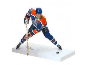 Figurka - McFarlane - Wayne Gretzky (Edmonton Oilers) Blue Jersey II.