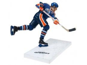 Figurka - McFarlane - Wayne Gretzky with Blue Edmonton Oilers