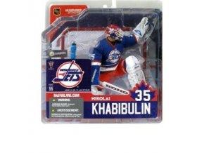 Figurka - McFarlane NHL Series 11  Nikolai Khabibulin - Winnipeg Jets