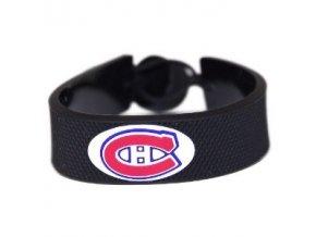 Gumový náramek - Montreal Canadiens