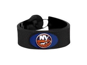 Gumový náramek - New York Islanders
