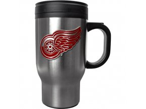Hrnek - Stainless Steel Travel - Detroit Red Wings