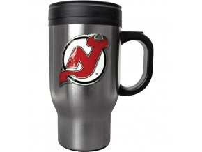Hrnek - Stainless Steel Travel - New Jersey Devils
