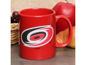 Hrnek Carolina Hurricanes C-Handle - červený