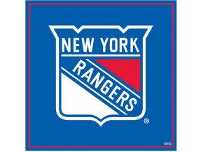 Kostka na poznámky - New York Rangers