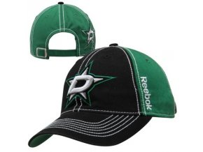 Kšiltovka Dallas Stars Face-Off Spin Adjustable