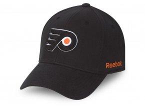Kšiltovka Philadelphia Flyers FaceOff Slouch