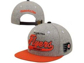 Kšiltovka Philadelphia Flyers Vintage Tailsweep Melton